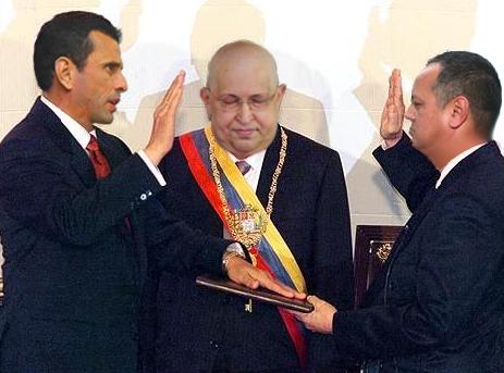 Capriles radonski matrimonio homosexual