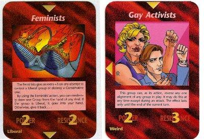 Feminismo y Gays, dos productos Illuminati